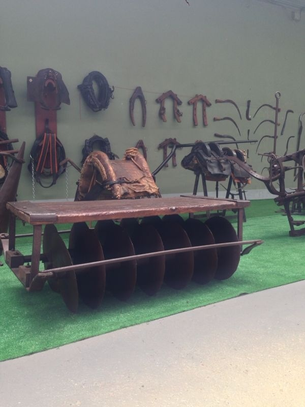 Museo de la naranja y el arroz.