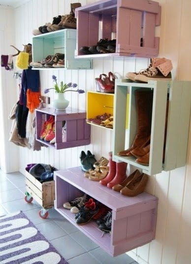 Ideas para reciclar las cajas LaMejorNaranja