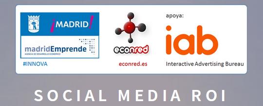 LaMejorNaranja, patrocinador oficial del Social Media ROI - Madrid 2013