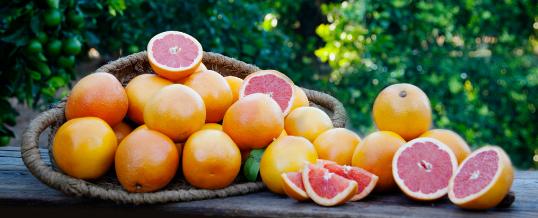 20 beneficios saludables del pomelo