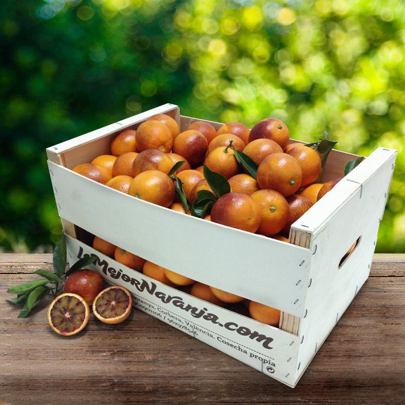 Naranjas Sanguinas