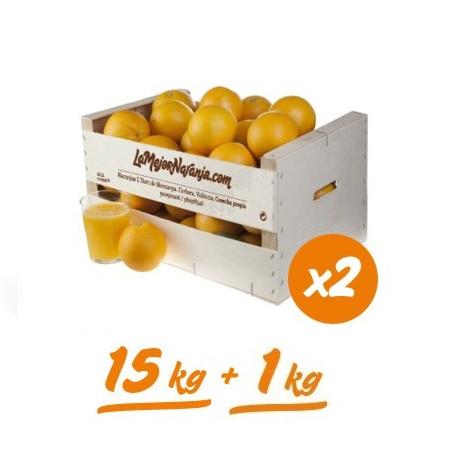 Pack ahorro Naranjas de Zumo