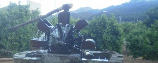 Día Mundial del Agua - Pozo natural de LaMejorNaranja