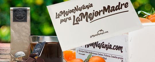 El mejor Regalo para el día de la madre - naranjas online