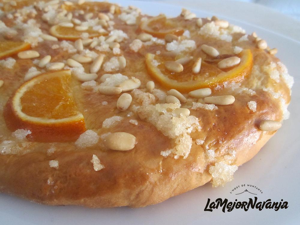 recetas coca de san juan la mejor naranja confitada