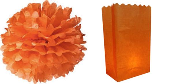 Color fiesta La Mejor Naranja