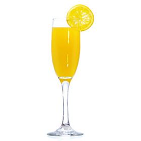 receta cocteles con cava y naranja Mimosa