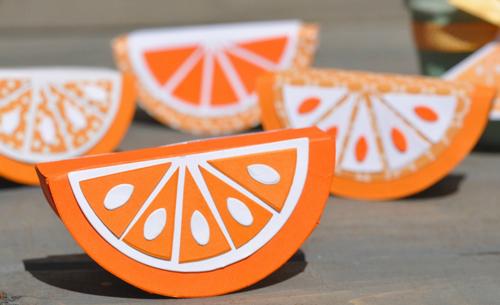 frutas naranjas papel La Mejor Naranja