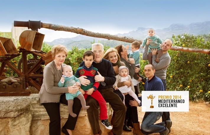 Premio Mediterráneo Excelente 2014