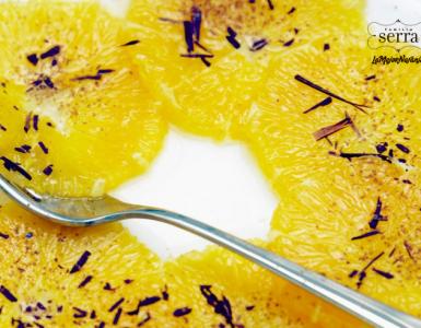 Carpaccio-de-naranja-con-miel-y-canela